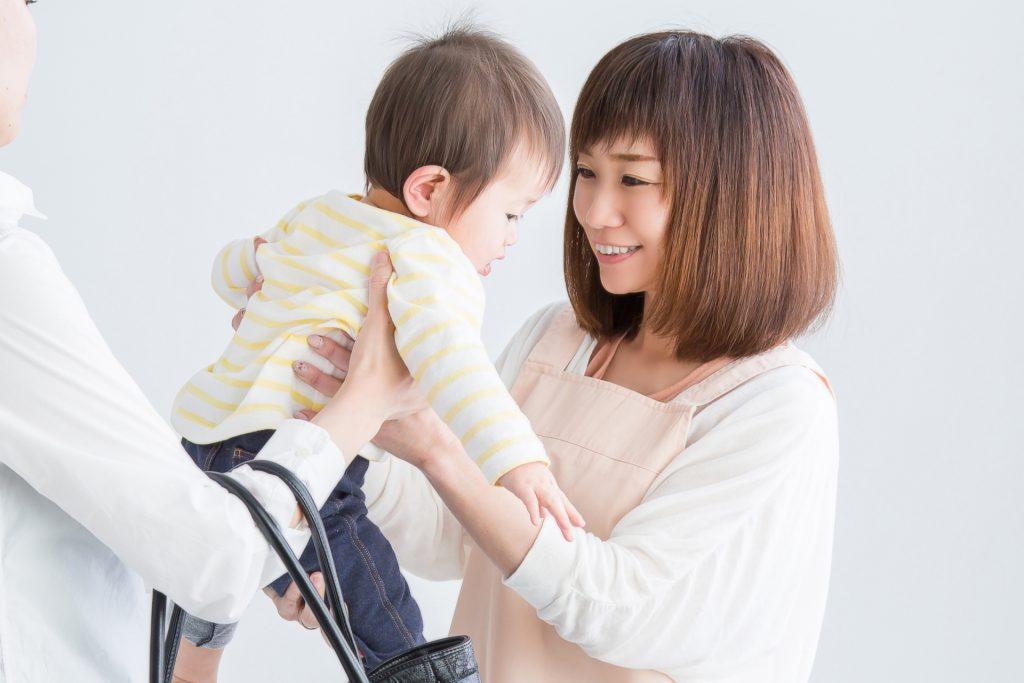 母子家庭のワーキングマザー