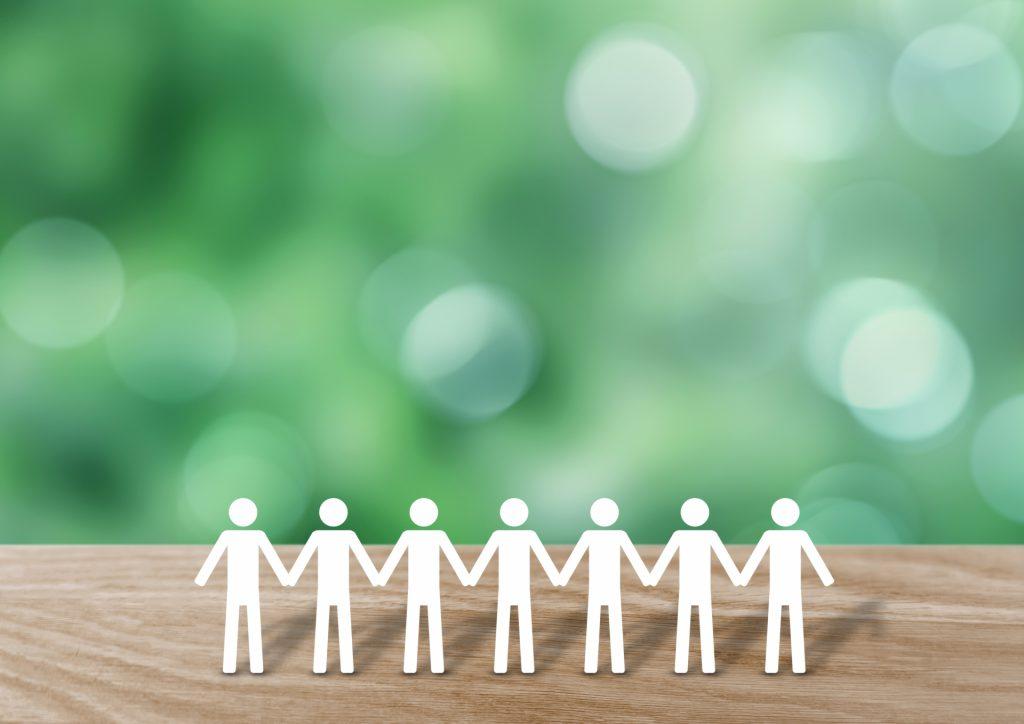 多様性のある企業イメージ