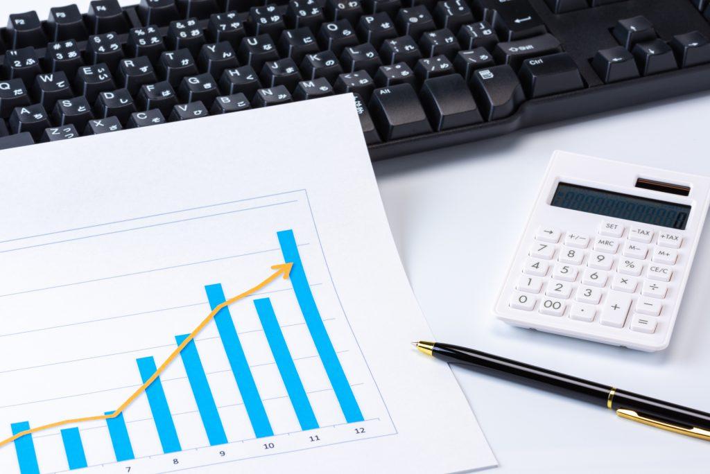 業務改善助成金の支給額の計算イメージ