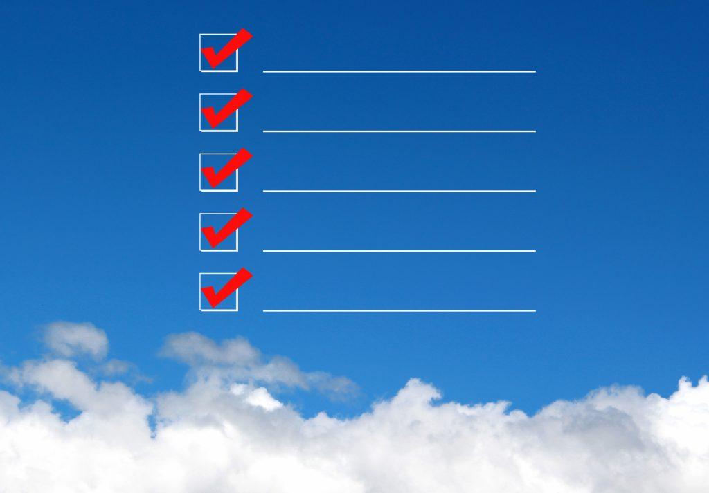 キャリアアップ助成金の対象事業主チェックリスト