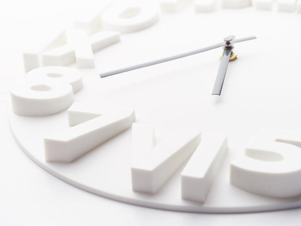 労働時間イメージ