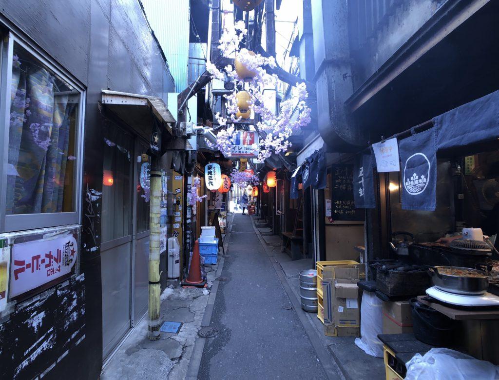 東京都感染拡大防止協力金の対象店舗イメージ