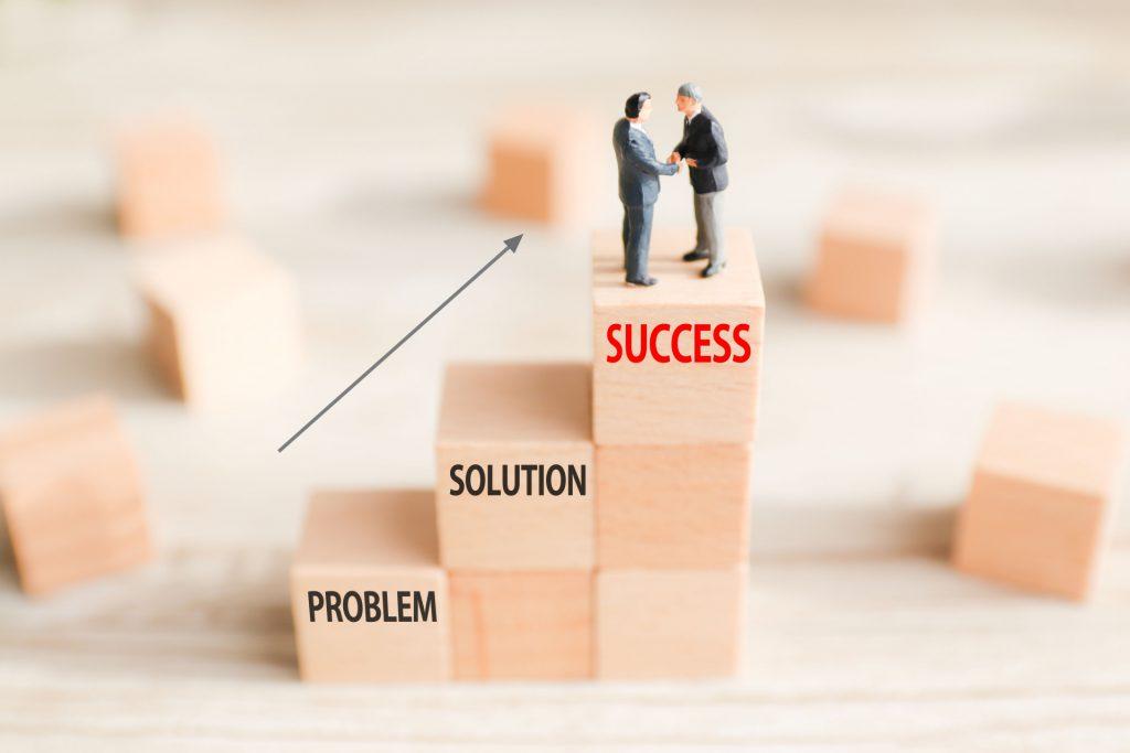 新規事業での助成金受給成功イメージ
