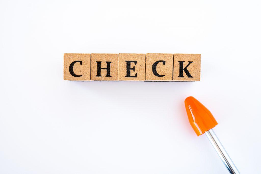 助成金申請のチェックポイント