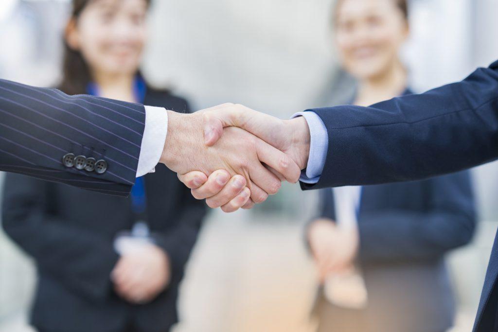 特定求職者との雇用契約成立イメージ
