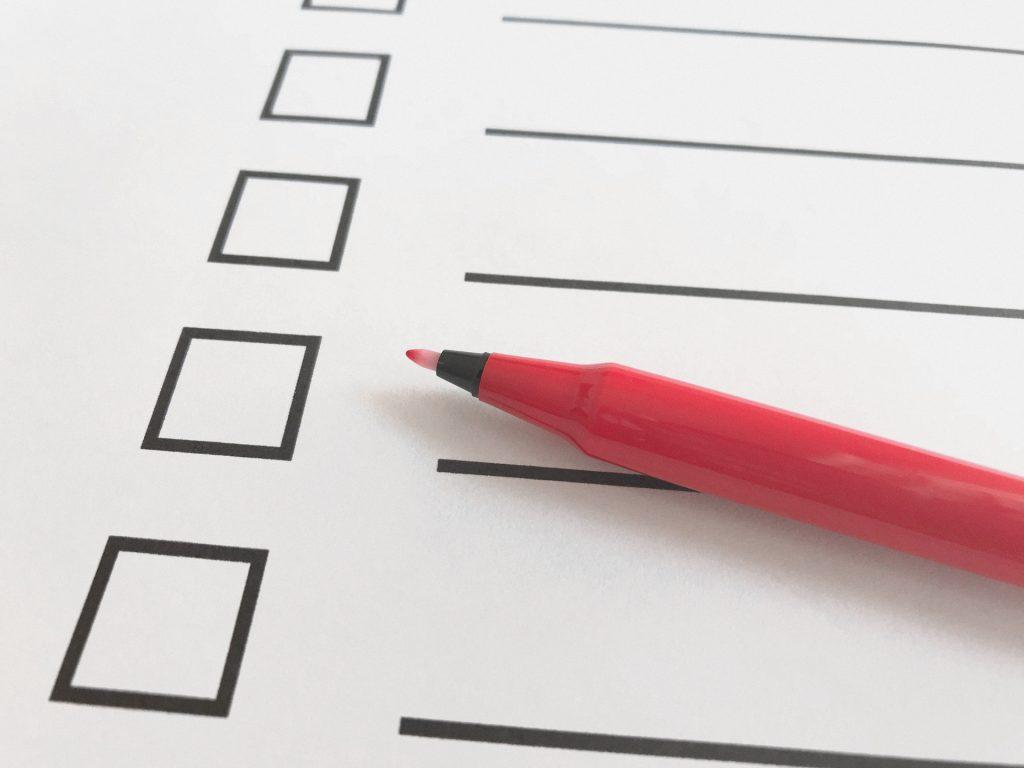 雇用関係助成金の要件チェックリスト