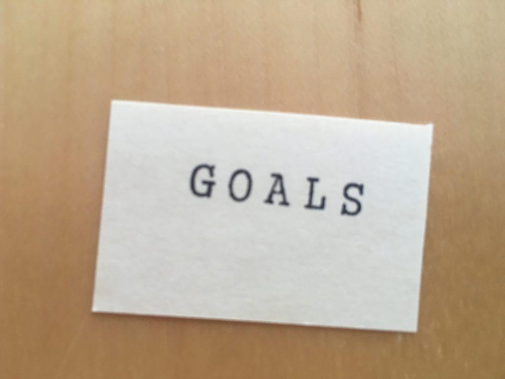 目標達成イメージ