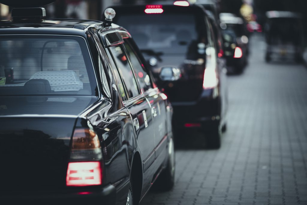 勤務間インターバル導入のタクシー業界