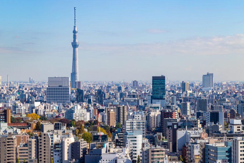 東京都内の企業