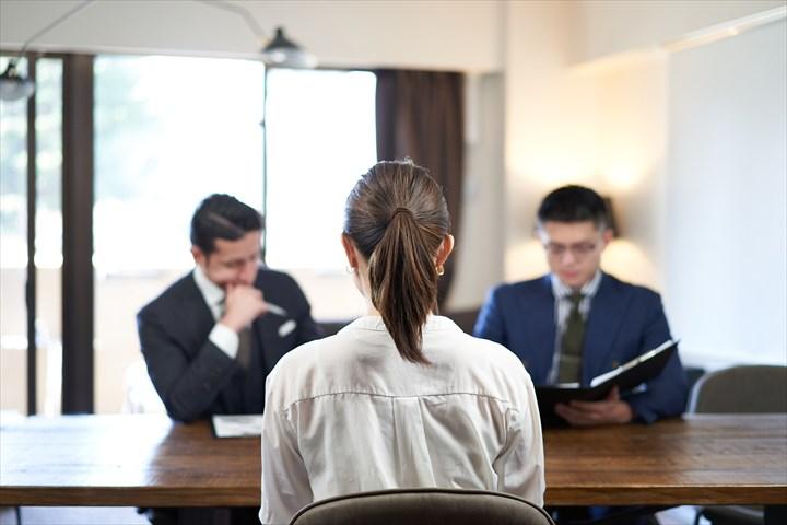 トライアル雇用の採用面接