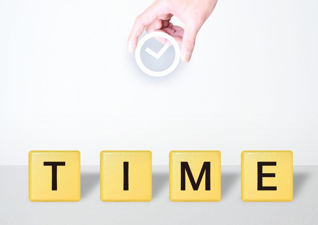 労働時間の短縮