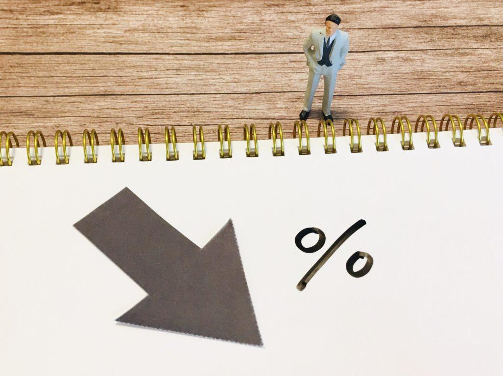 離職率低下のイメージ